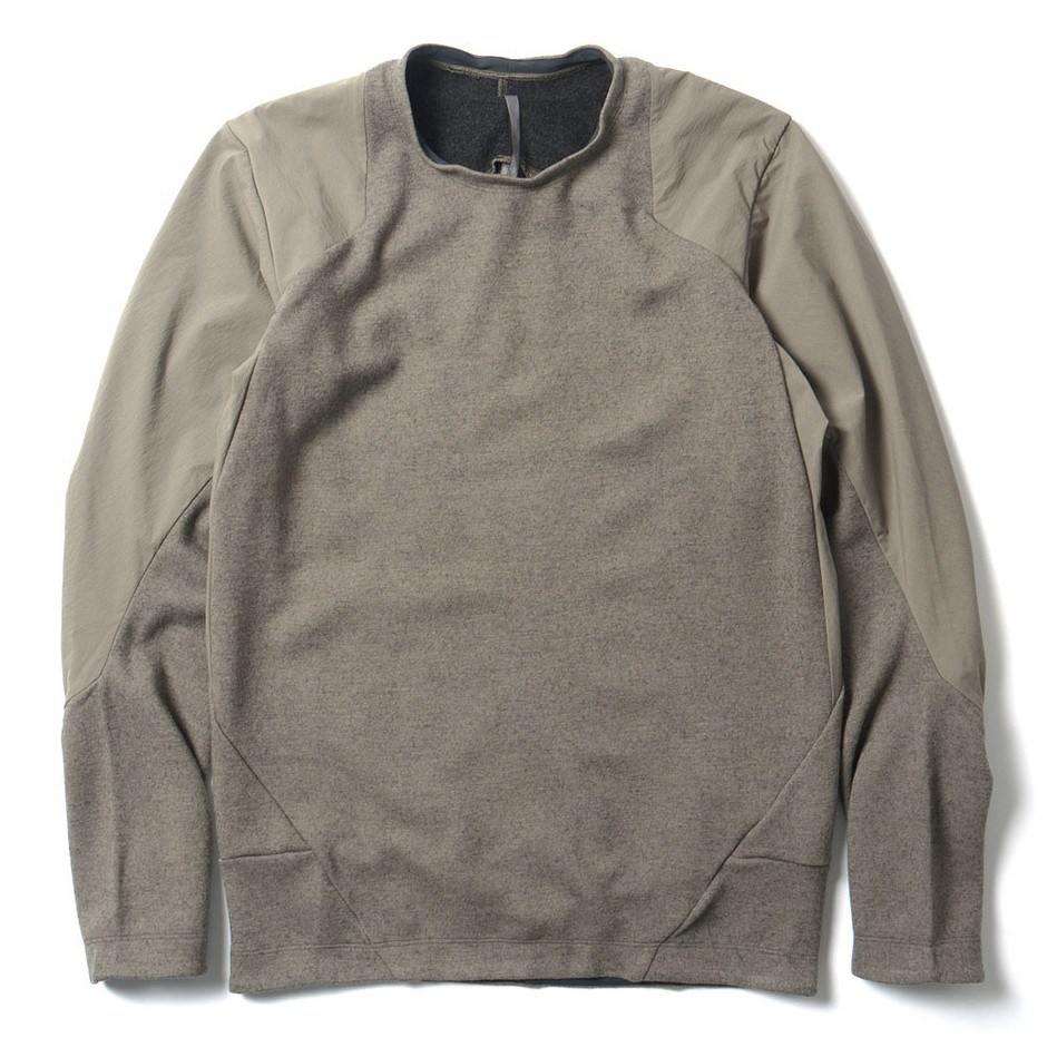 HAVEN — Graph Sweater Boron Grey