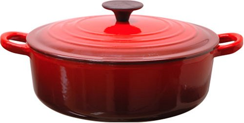 Amazon.co.jp: Le Creuset ココット・ジャポネーズ チェリーレッド 25052-24-06: ホーム&キッチン