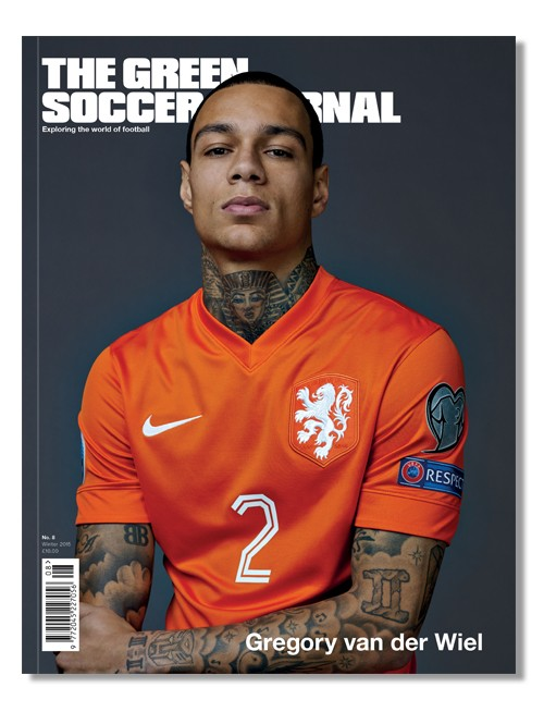 The Green Soccer Journal - Issue 8