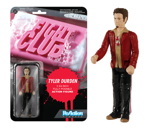 Coming Soon from ReAction: Gremlins, Scarface, Jaws, & Fight Club! | Funko