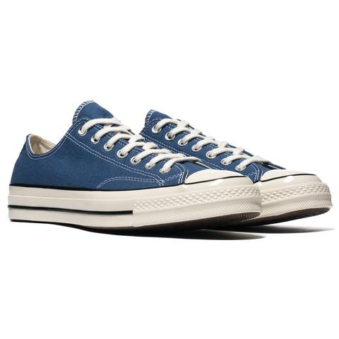 Chuck Taylor All Star Canvas 1970s Ox True Navy/Egret – HAVEN