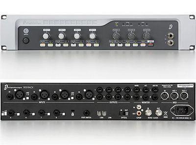 Digidesign 003 Rack Great Condition 724643109349 | eBay