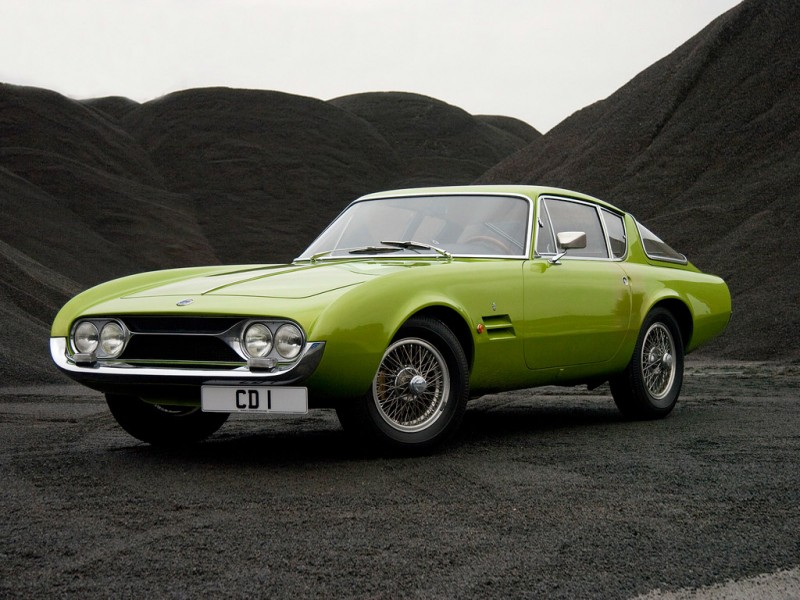 Fiat G230 S Ghia Prototipo 1963 Fiat G230 S Ghia Prototipo 1963 Photo 04 – Car in pictures - car photo gallery