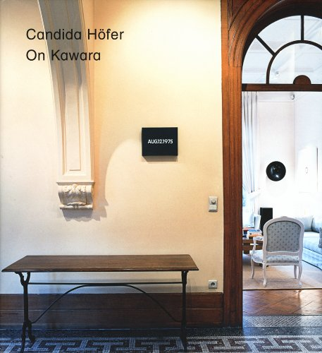Amazon.co.jp: Candida Hofer / On Kawara: Date Paintings in Private Collections: Candida Hoefer, On Kawara: 洋書