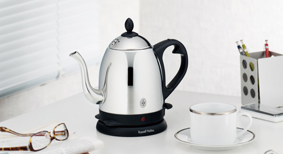 Amazon.co.jp: Russell Hobbs 電気カフェケトル 0.8L 7200JP
