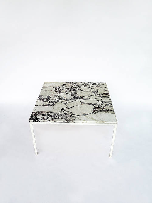 Florence Knoll / Marble coffee table