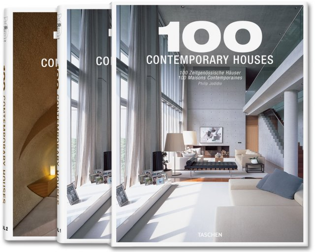 100 Contemporary Houses. TASCHEN Books