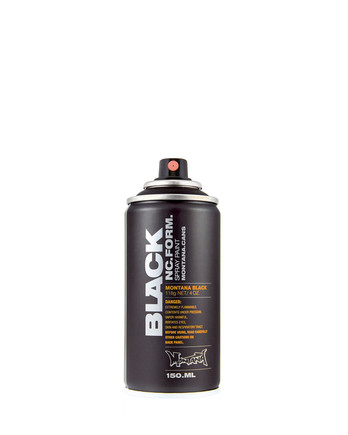 MONTANA BLACK 150ml Cans/Marker im Graffitishop inflammable.com bestellen