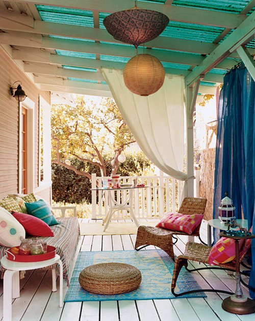 outdoor inspiration | the style files