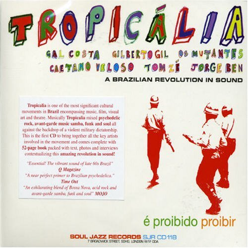 Images for Various - Tropicalia – A Brazilian Revolution In Sound