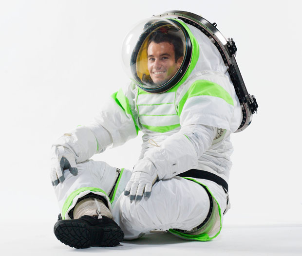 NASA unveils new space suit which shows inspiration from Toy Story | The Sun |News