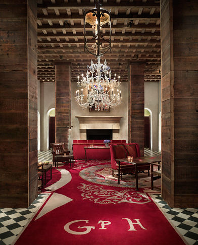 The Gramercy Park Hotel In New York - For the Love of Europe