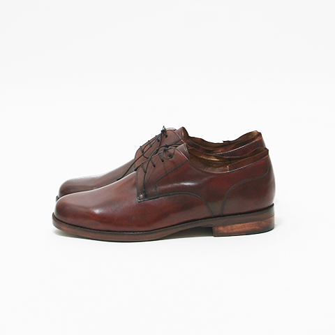 MUNOZ VRANDECIC men's shoes plain brown | PLAGUESEARCH