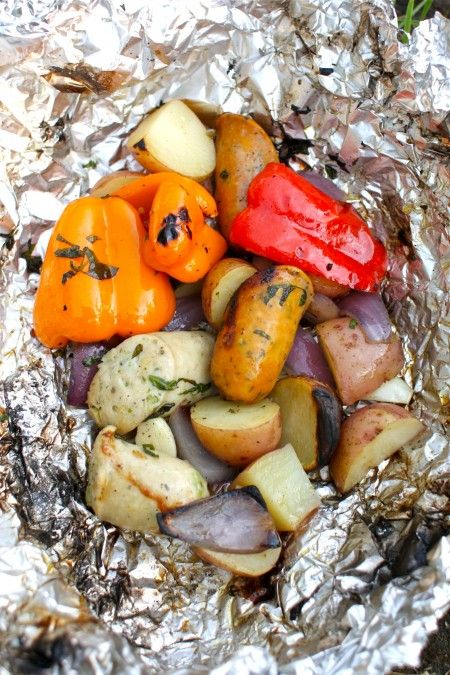 foil camping meals | Backpacking Food - Camping Food - Easy & Ultra...