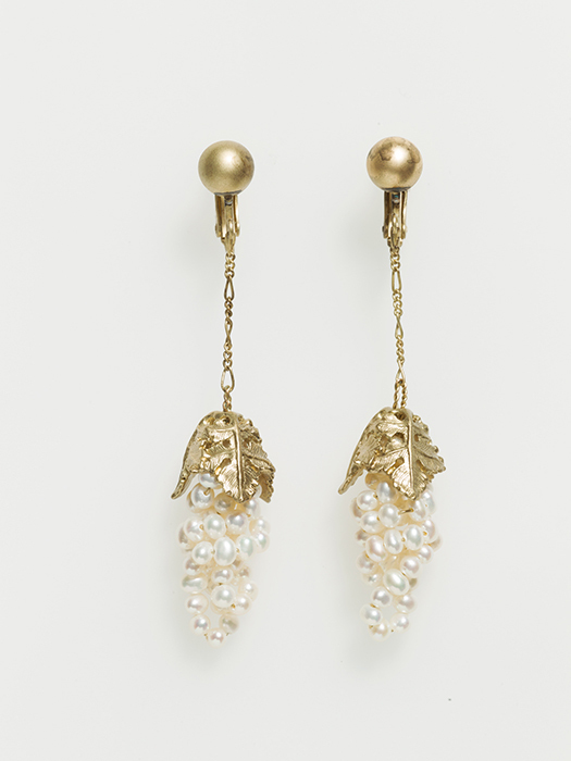 THE FLAPPER PIERCE GINGER CHAN Earring | SHOPPING | Chang Mee 公式サイト