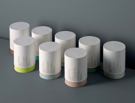 Yauatcha Packaging by MadeThought