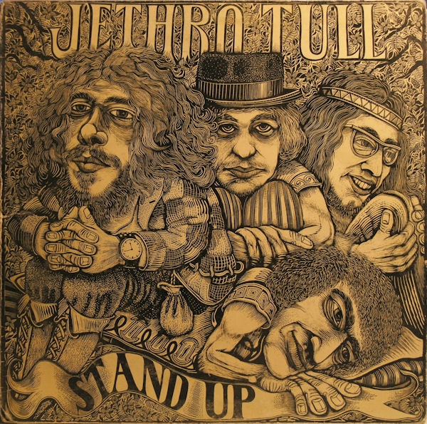 Jethro Tull - Stand Up at Discogs
