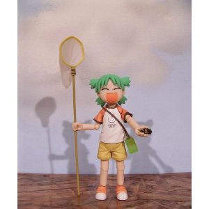 Amazon.com: Yotsuba Revoltech 2nd Generation Super Poseable Action Figure Yotsuba Koiwai: Toys & Games