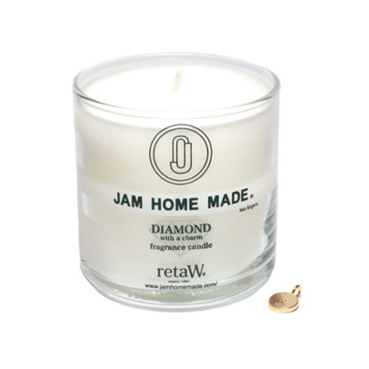 JAM HOME MADE × retaW DIAMOND FRAGRANCE CANDLE OTHERS(その他)通販 | JAM HOME MADE(ジャムホームメイド)公式通販