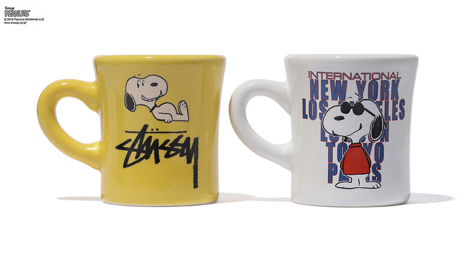 STÜSSY KIDS PEANUTS SUMMER '16 COLLECTION : STUSSY JAPAN OFFICIAL SITE