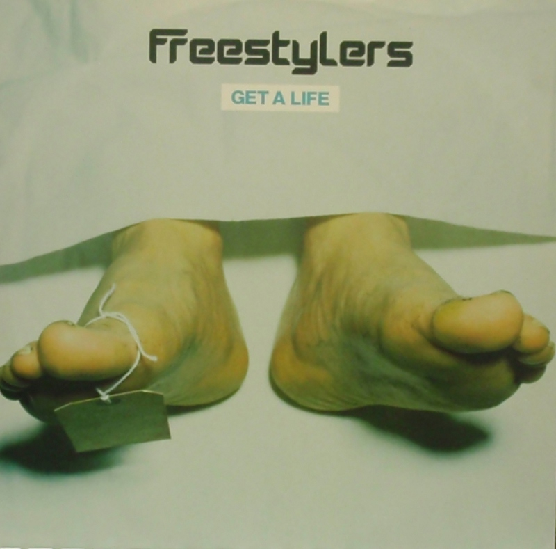 FREESTYLERS / GET A LIFE - REMIX AGAINST THE GRAIN 12inch Vinyl record 中古レコード通販