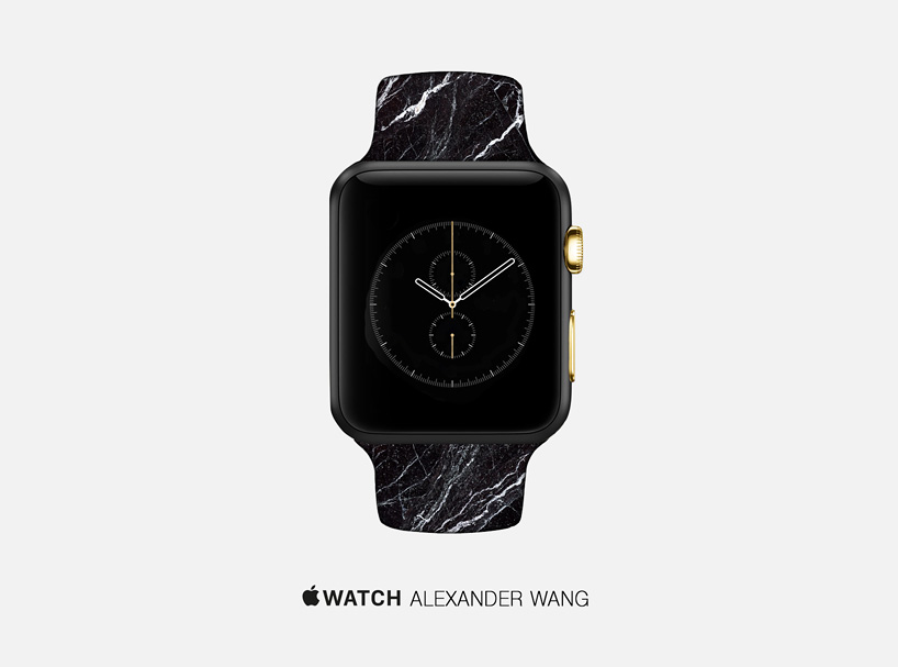 flnz lo imagines the apple watch made by famous fashion designers