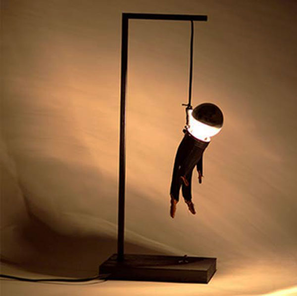 40 of The Most Creative Lamp Designs Ever
