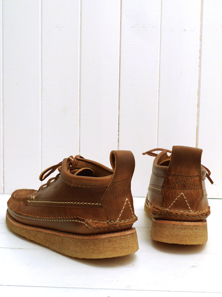 Buccaneer Moc Maine Guide Oxford Shoe by Yuketen available to buy at The Bureau Belfast