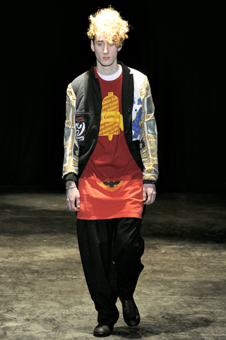 Comme des Garçons Fall 2011 Menswear Collection Slideshow on Style.com