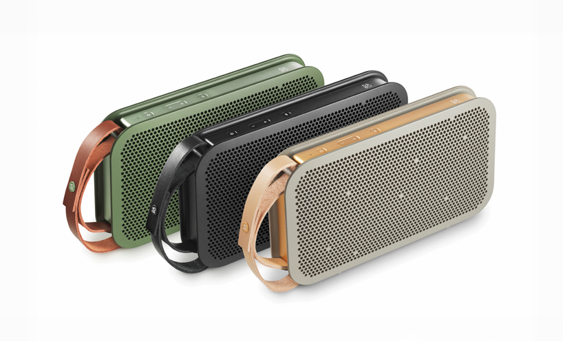 beoplay A2 portable, bluetooth speakers from B&O PLAY by bang & olufsen