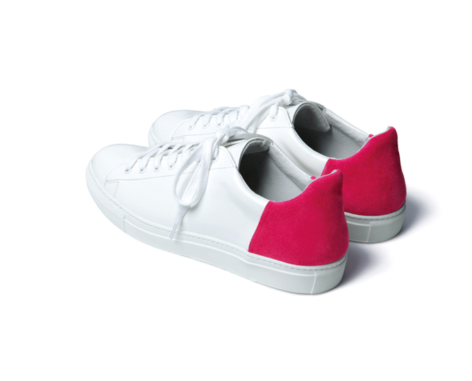 SOPHNET. | PRODUCT | COLOR BLOCK SNEAKERS