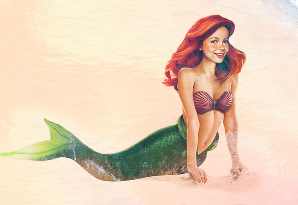 "Envisioning Disney Characters in ""Real Life"" on the Behance Network"