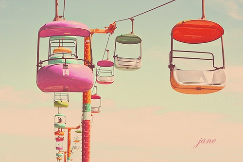 In my Peace ☮ / cable car | We Heart It