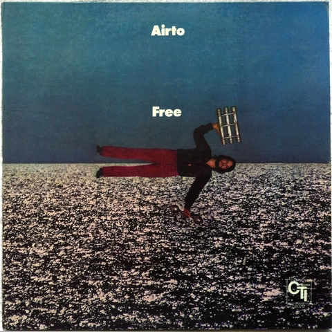 Airto - Free : まわるよレコード ACE WAX COLLECTORS