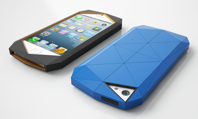 The Stealth iPhone Case With A Kickstand |