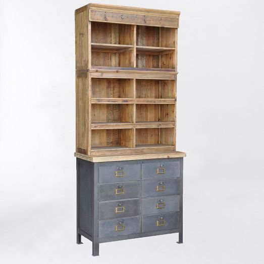 Reclaimed Timber Bookcase | west elm