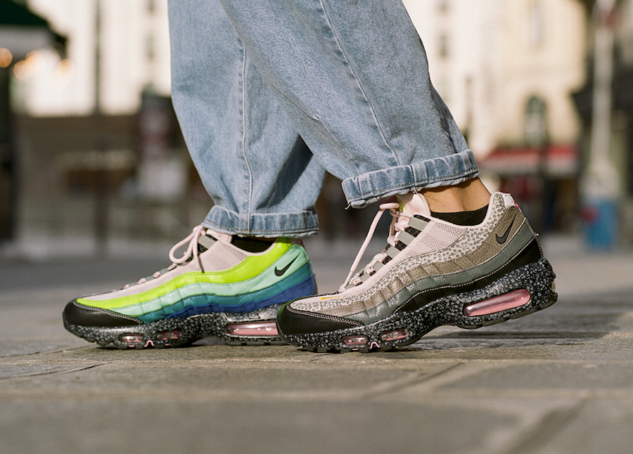 size? x Nike Air Max 95 20 for 20 Release Date - SBD