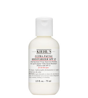 Ultra Facial Moisturizer SPF 15, Skincare and Body Formulations - Kiehl's Since 1851
