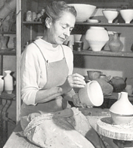 Portrait of a Potter: New biography of the iconic Lucie Rie « Yale Books Blog: Yale University Press London