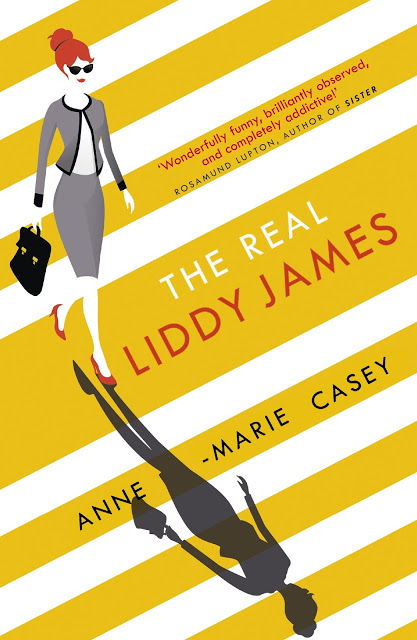 Varietats: The Real Liddy James by Anne-Marie Casey - Blog Tour