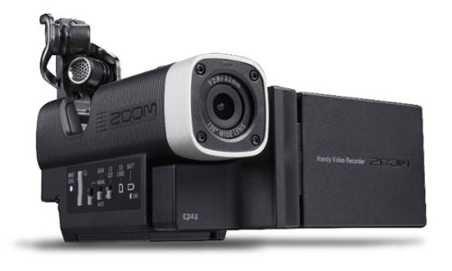 Amazon.co.jp: ZOOM Handy Video Recorder Q4: 楽器