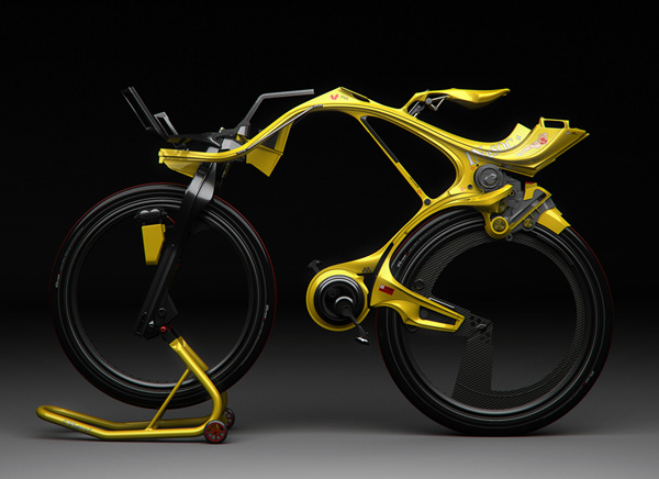 INgSOC - Bicycle by Edward Kim & Benny Cemoli » Yanko Design