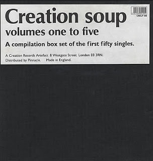 Eu Quero Comprar o Ocio: V/A - Creation Soup Box Set (1991)