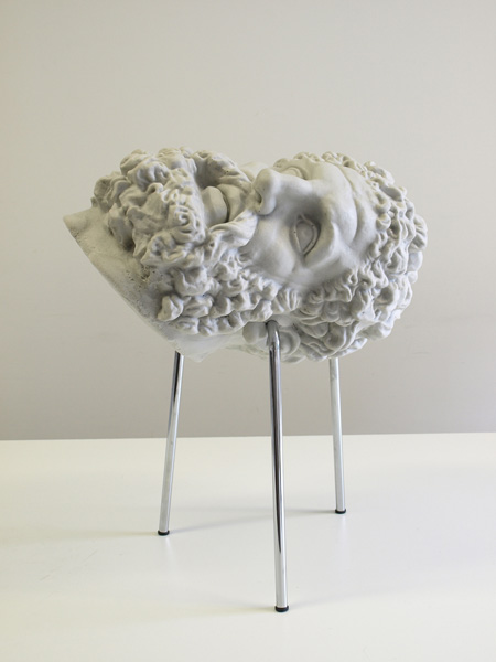 Soft Hercules stool. | AnOther Loves