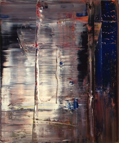 Gerhard Richter » Art » Paintings » Abstracts » Abstract Painting » 720-5