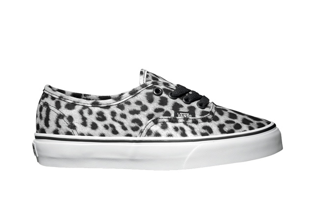 Vans Authentic Sneakers Leopard Pack Fall 2012 - Highsnobiety