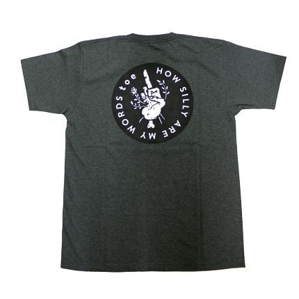 toe_HEAR YOU LOGO Tee - Believe Music STORE OFFICIAL WEBSITE