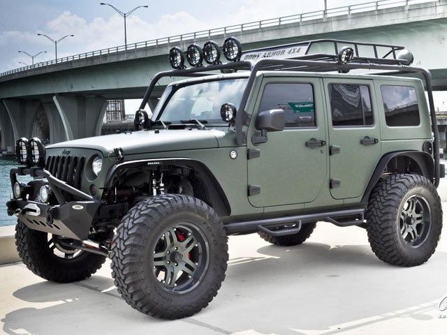 My ideal Jeep. | 4X4