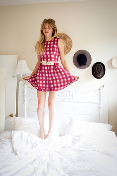 "Opening Ceremony Dresses, All 4s, Vintage Hats | ""jump in"" by AprilFrancis - Chictopia"