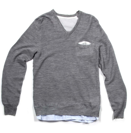 UNION LOS ANGELES | V-Neck Pullover